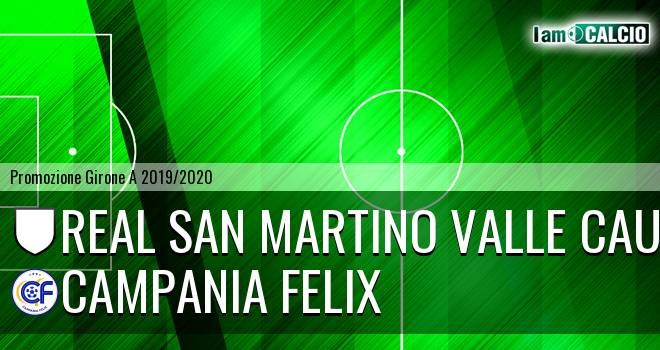 Real San Martino Valle Caudina - F.C. Lusciano