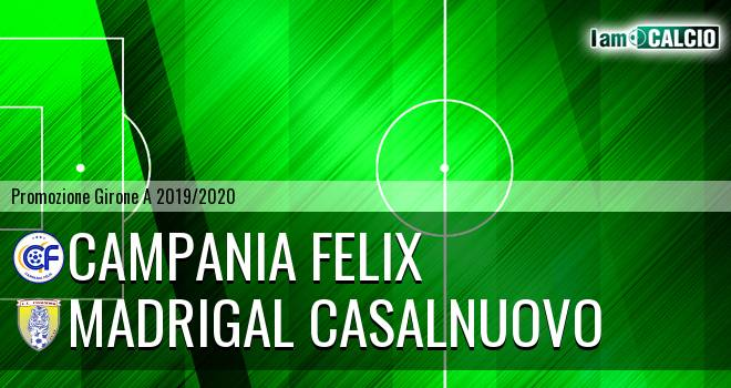 Campania Felix - Madrigal Casalnuovo