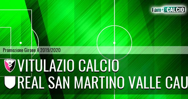 Vitulazio Calcio - Real San Martino Valle Caudina