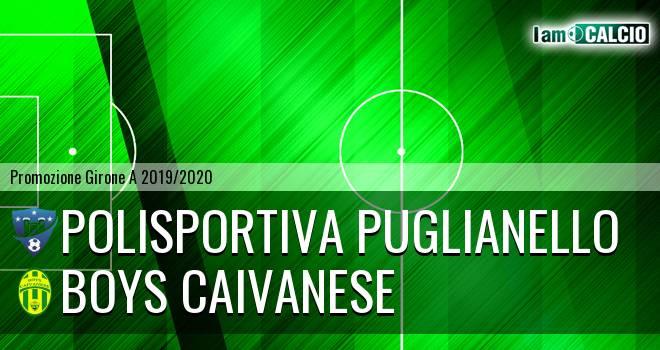 Polisportiva Puglianello - Boys Caivanese