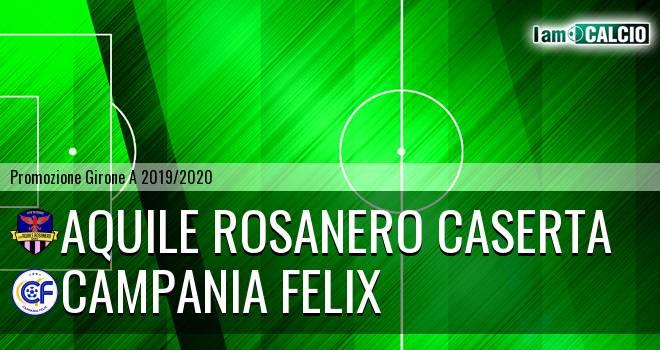 Aquile Rosanero Caserta - Campania Felix