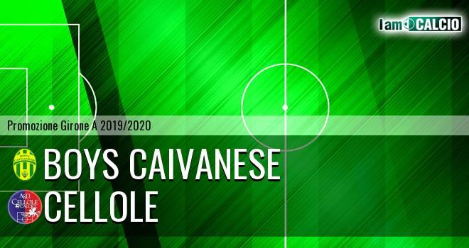 Boys Caivanese - Cellole