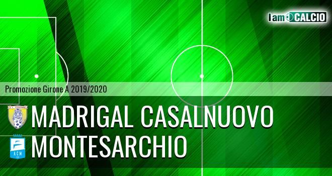 Madrigal Casalnuovo - Montesarchio