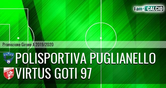 Polisportiva Puglianello - Virtus Goti 97