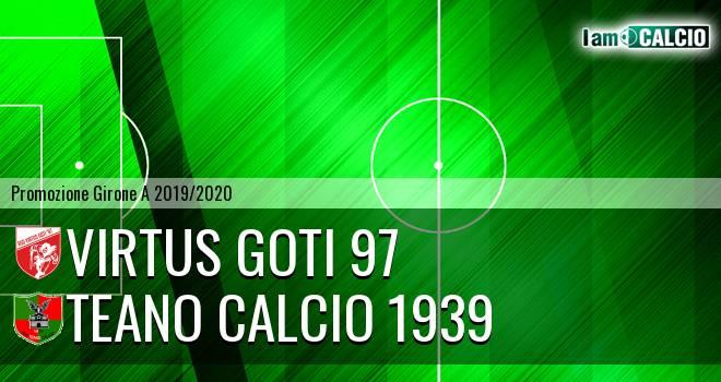 Virtus Goti 97 - Teano Calcio 1939
