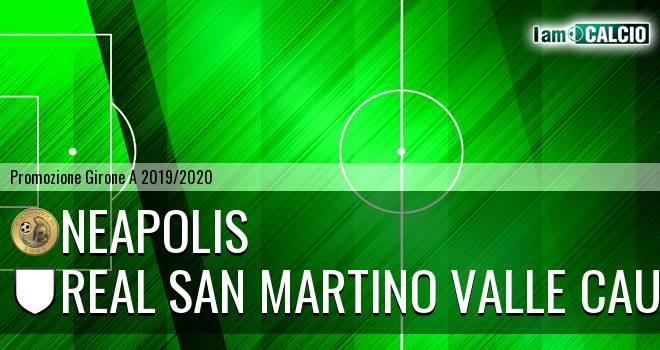 Neapolis - Real San Martino Valle Caudina