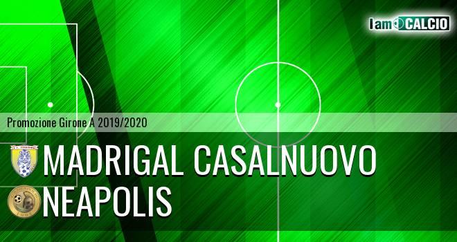 Madrigal Casalnuovo - Neapolis