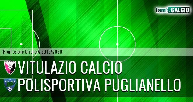 Vitulazio Calcio - Polisportiva Puglianello