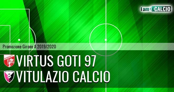Virtus Goti 97 - Vitulazio Calcio