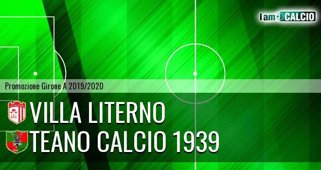 Villa Literno - Teano Calcio 1939