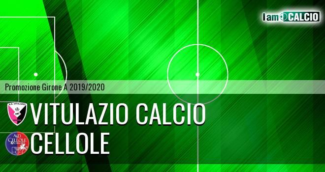 Vitulazio Calcio - Cellole