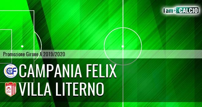 Campania Felix - Villa Literno