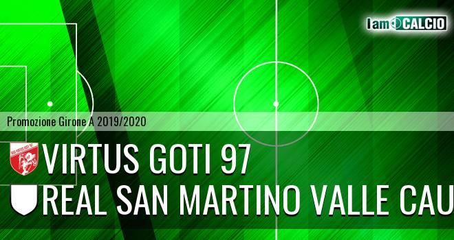 Virtus Goti 97 - Real San Martino Valle Caudina