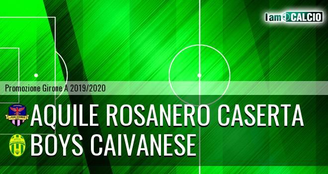 Aquile Rosanero Caserta - Boys Caivanese