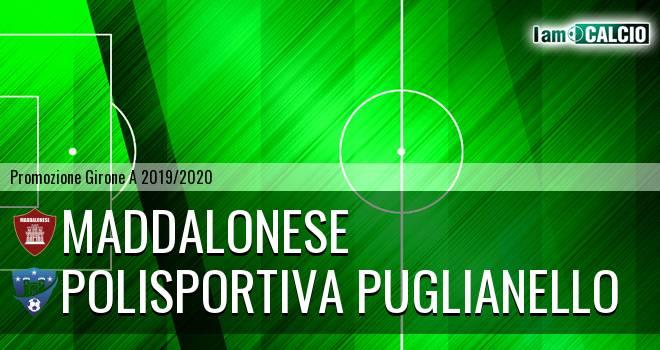 Maddalonese - Polisportiva Puglianello