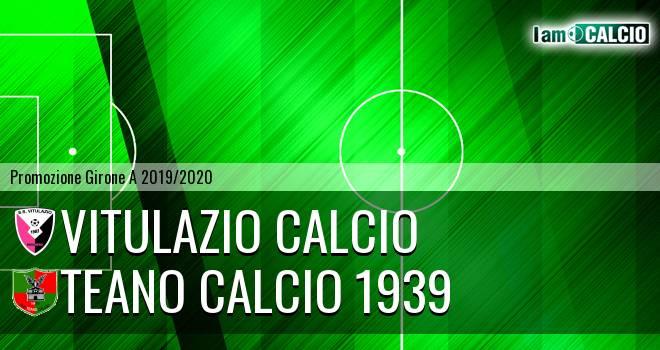 Vitulazio Calcio - Teano Calcio 1939