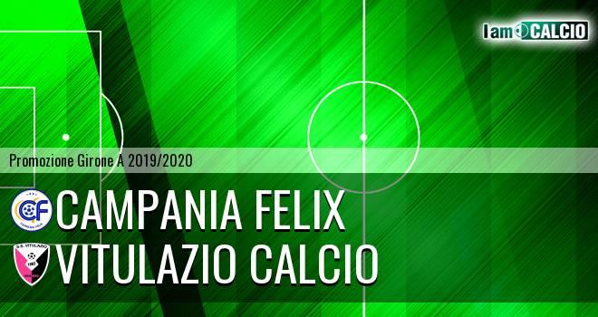 Campania Felix - Vitulazio Calcio