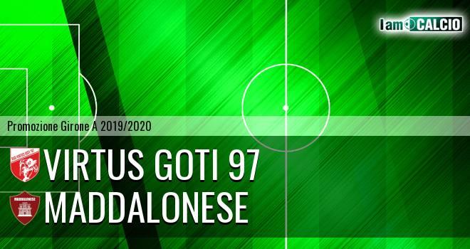 Virtus Goti 97 - Maddalonese