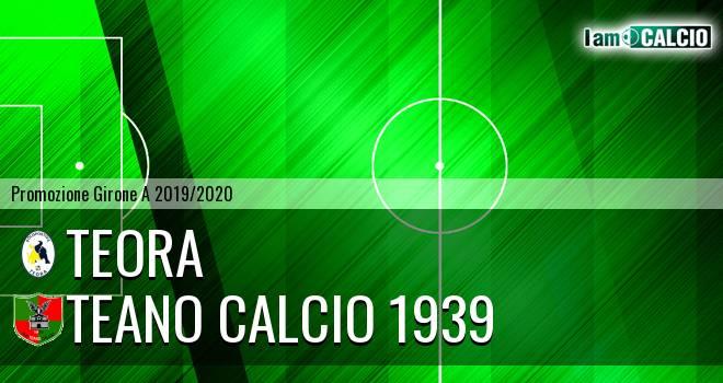 Real San Martino Valle Caudina - Teano Calcio 1939