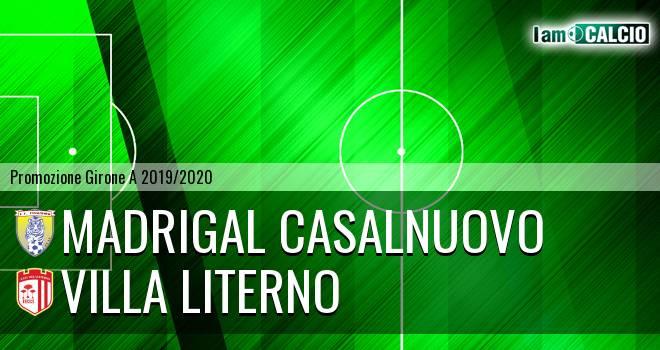 Madrigal Casalnuovo - Villa Literno