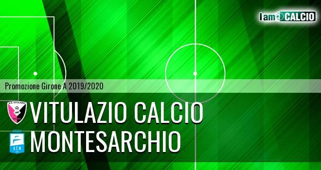Vitulazio Calcio - Montesarchio