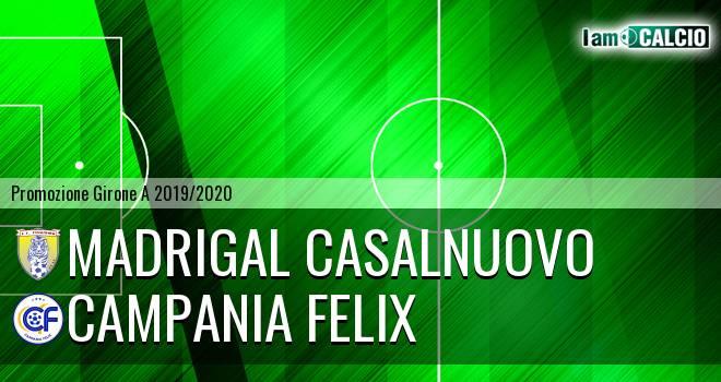 Madrigal Casalnuovo - Campania Felix