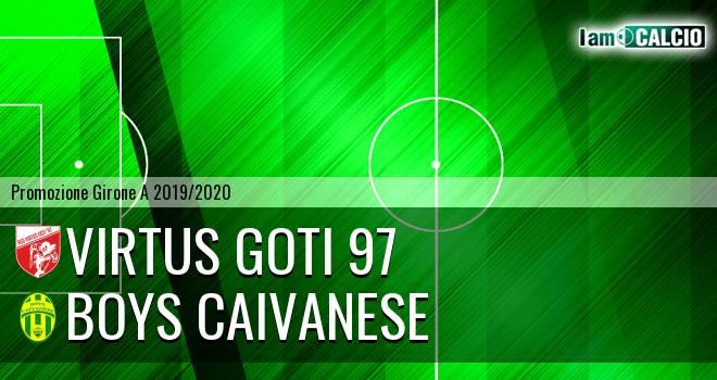 Virtus Goti 97 - Boys Caivanese