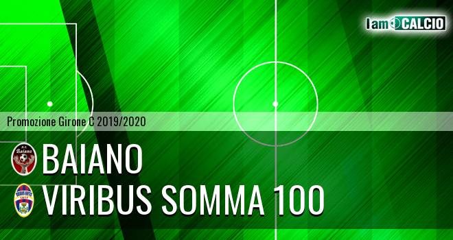 Baiano - Viribus Somma 100