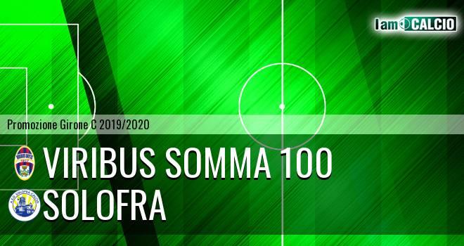 Viribus Somma 100 - Solofra