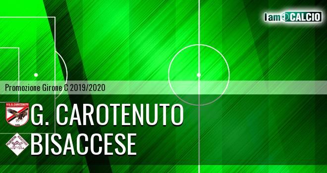 G. Carotenuto - Bisaccese