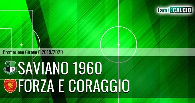 Saviano 1960 - Forza e Coraggio