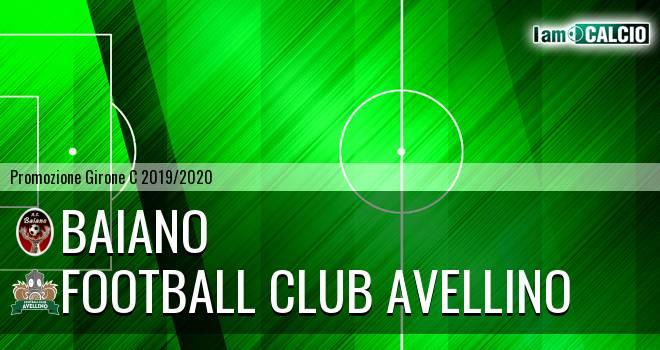 Baiano - Football Club Avellino