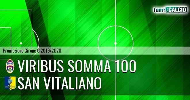 Viribus Somma 100 - San Vitaliano