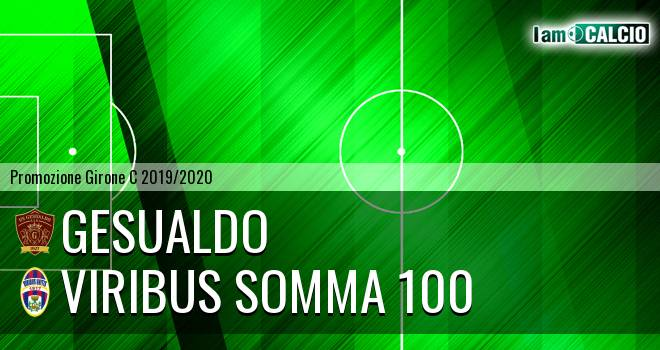Gesualdo - Viribus Somma 100