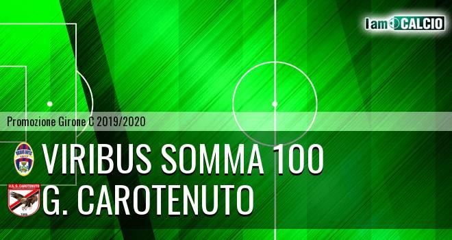 Viribus Somma 100 - G. Carotenuto