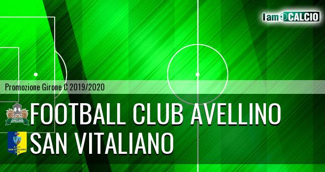 Football Club Avellino - San Vitaliano
