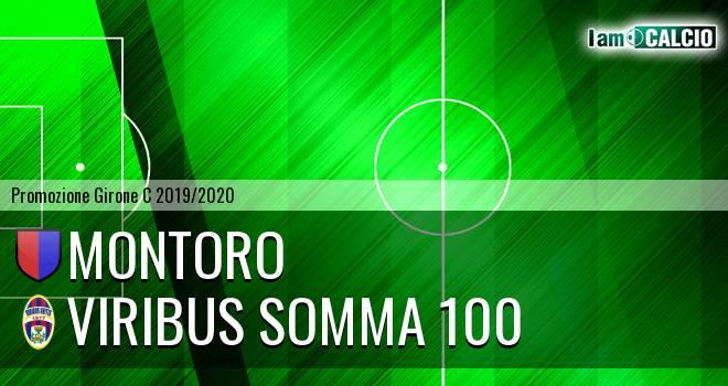 Montoro - Viribus Somma 100
