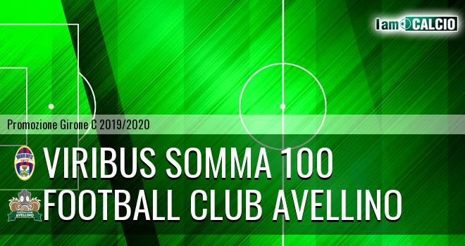 Viribus Somma 100 - Football Club Avellino