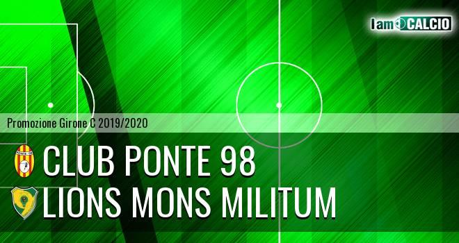 Ponte '98 - Lions Mons Militum