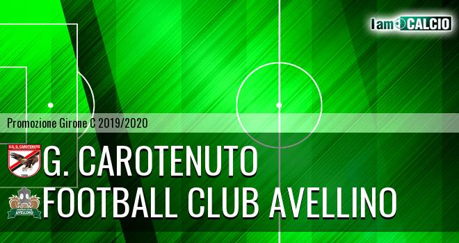 G. Carotenuto - Football Club Avellino