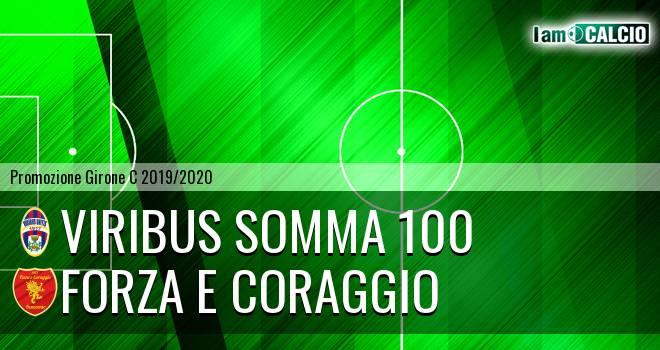 Viribus Somma 100 - Forza e Coraggio