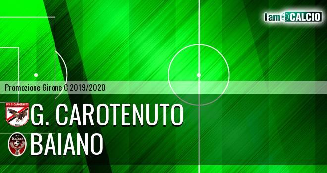 G. Carotenuto - Baiano