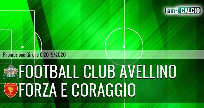 Football Club Avellino - Forza e Coraggio