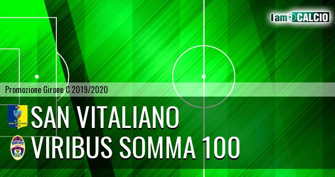 San Vitaliano - Viribus Somma 100