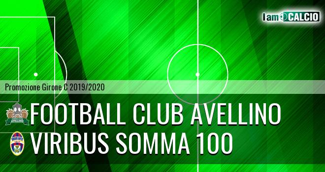 Football Club Avellino - Viribus Somma 100