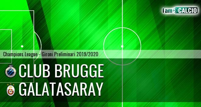 Club Bruges - Galatasaray