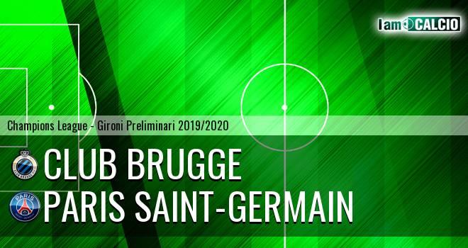 Club Brugge - Paris Saint-Germain