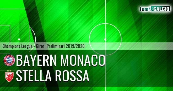 Bayern Monaco - Stella Rossa