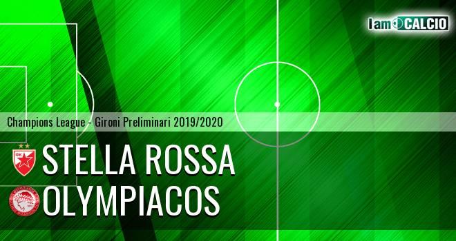 Stella Rossa - Olympiacos