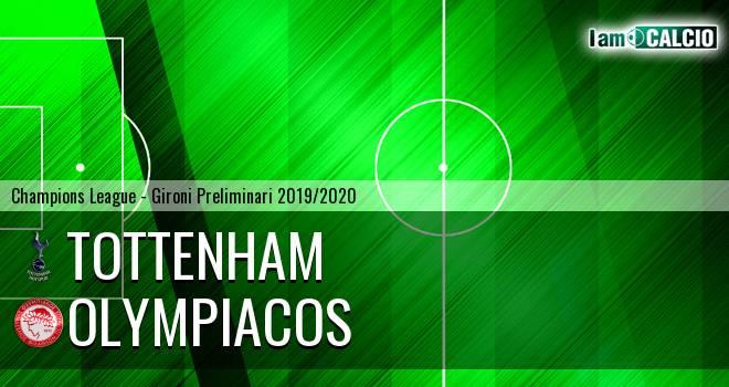 Tottenham - Olympiacos